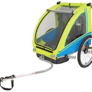 Alpago Bike Rent - Noleggio Rimorchio per Bambini - Lago di Santa Croce